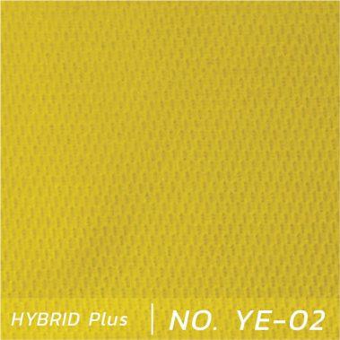 ผ้า HYBRID Plus YE-02