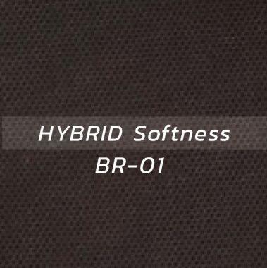 ผ้า HYBRID Softness BR-01