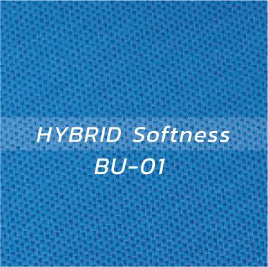 ผ้า HYBRID Softness BU-01