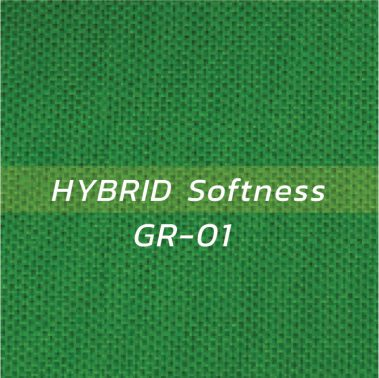 ผ้า HYBRID Softness GR-01