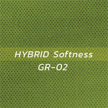 ผ้า HYBRID Softness GR-02
