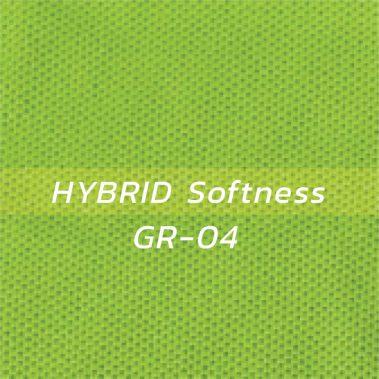 ผ้า HYBRID Softness GR-04