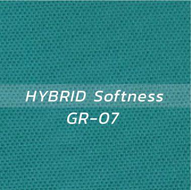 ผ้า HYBRID Softness GR-07