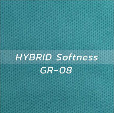 ผ้า HYBRID Softness GR-08