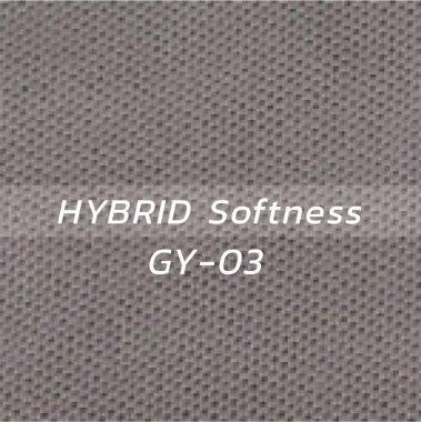 ผ้า HYBRID Softness GY-03