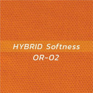 ผ้า HYBRID Softness OR-02