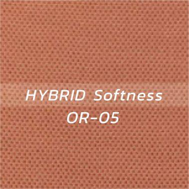 ผ้า HYBRID Softness OR-05