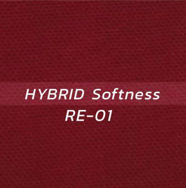 ผ้า HYBRID Softness RE-01