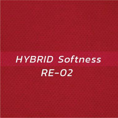 ผ้า HYBRID Softness RE-02