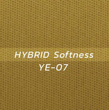 ผ้า HYBRID Softness YE-07